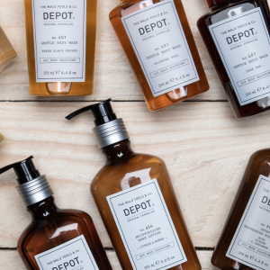 Depot No. 600 Body Washes
